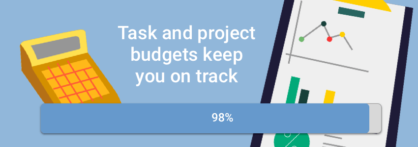 New Feature: Task and Project budgets